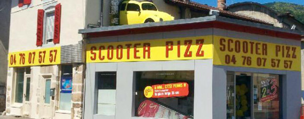 Scooter Pizz Tullins - image 1