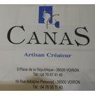 Artisan créateur bijouterie Canas