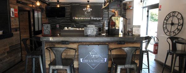 Chartreuz Burger - image 1