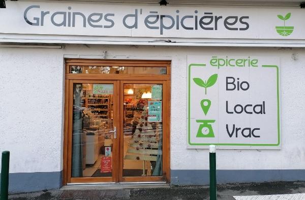 GRAINES D'EPICIERES - image 1
