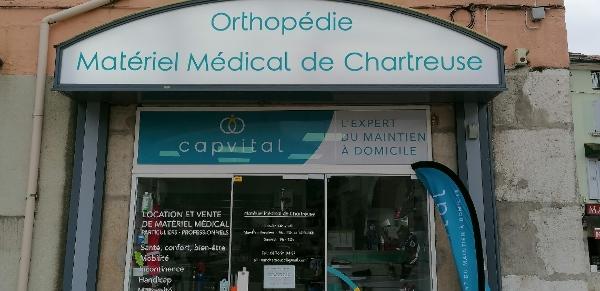 MATERIEL MEDICAL DE CHARTREUSE - image 1
