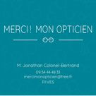 MERCI! Mon Opticien