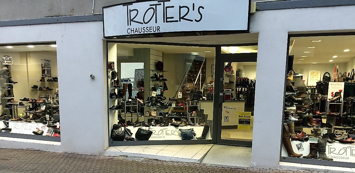 CHAUSSURES TROTTER'S - image 1