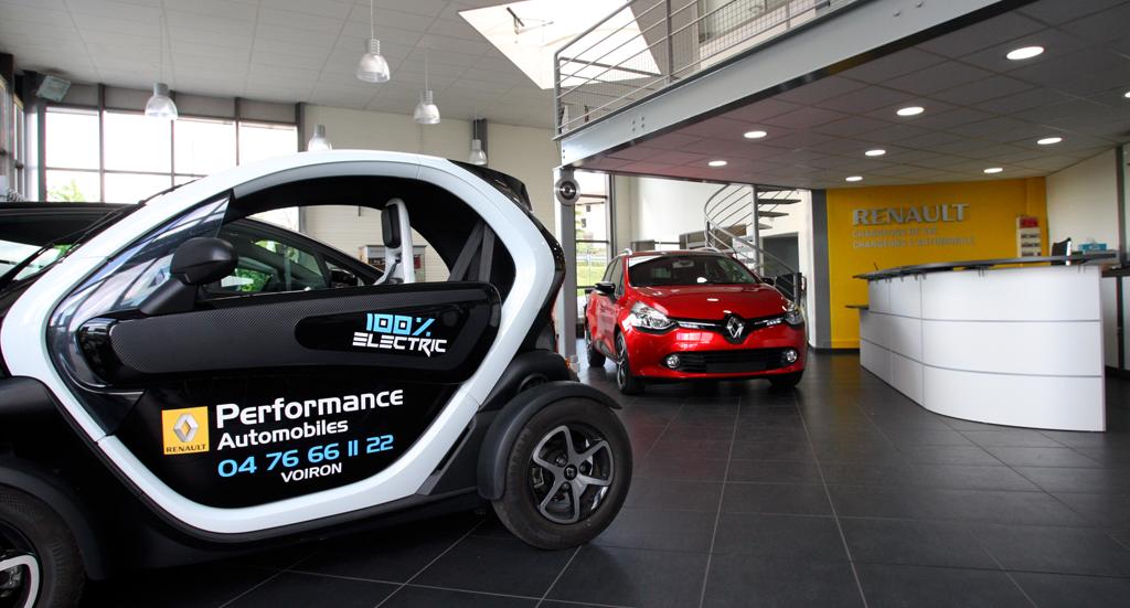 Renault Performance Automobiles - image 1