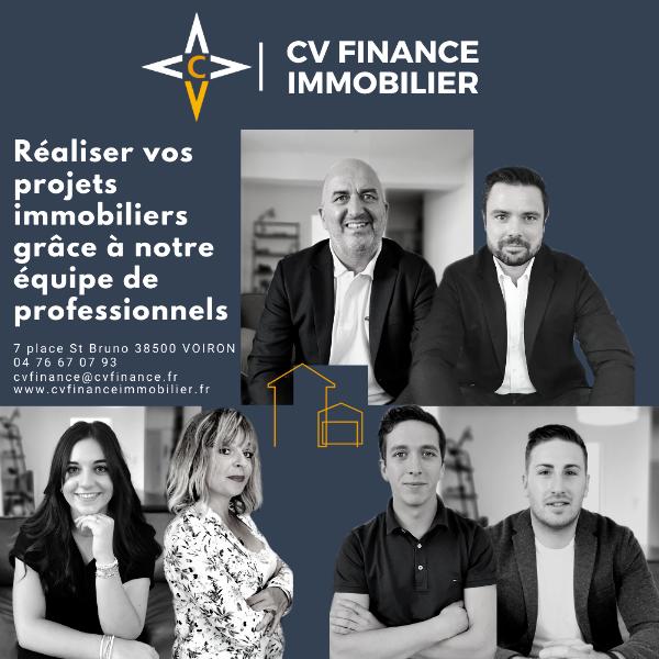 CV FINANCE IMMOBILIER - image 1