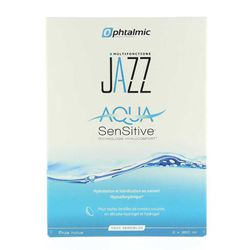 Jazz Aqua Senitive pack 3x350ML