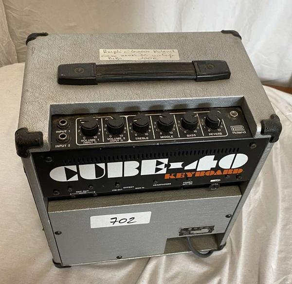 Amplificateur basse - image 1