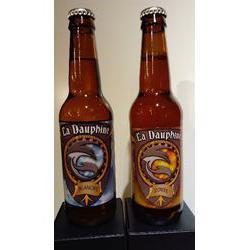 """Bière La Dauphine """"Blanche"""" 33cl"""