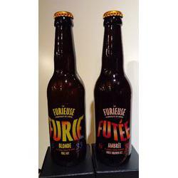 Bière La Furieuse FUTEE Ambrée 33cl