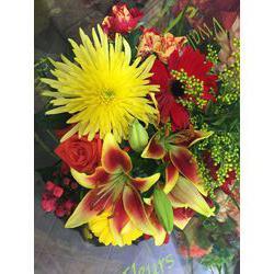 bouquet grandes tiges