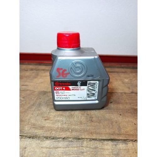 Liquide de frein - DOT 4  250 ml