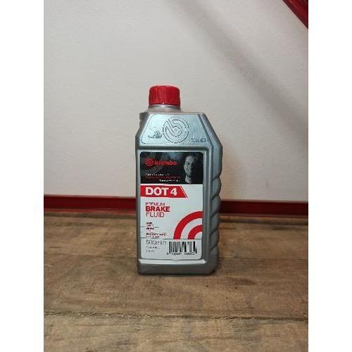 Liquide de frein - DOT 4  500 ml