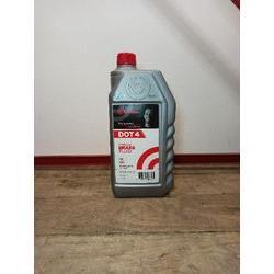 Liquide de frein - DOT 4  1000 ml