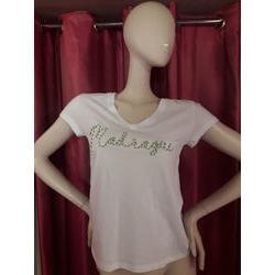 T-shirt Blanc madrague