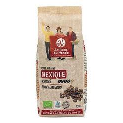 café bio du Mexique en grains  - 250g