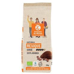 café bio du Mexique moulu  - 250g