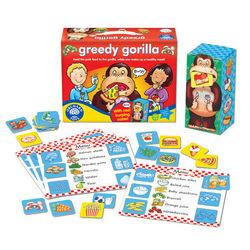 Greedy Gorilla (jeu)