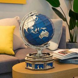 Puzzle 3D DIY - Globe terrestre
