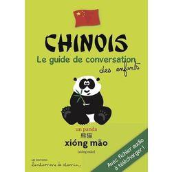 Chinois - le guide de conversation des enfants