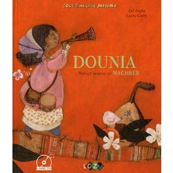Dounia - Voyage musical au Maghreb (livre + CD)