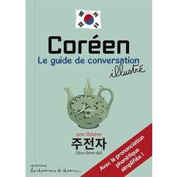 Coréen - Le guide de conversation illustré
