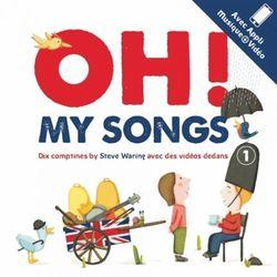 Oh! My Songs Livre-CD