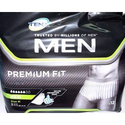 TENA MEN PREMIUM FIT TAILLE M