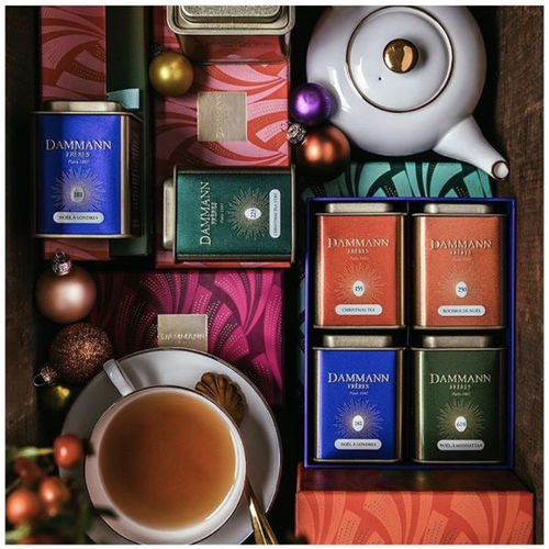 Coffret de thés - Noël