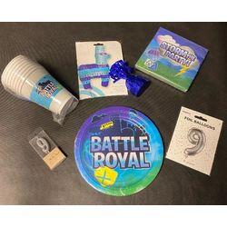 Kit anniversaire Battle Royal (ballon helium)