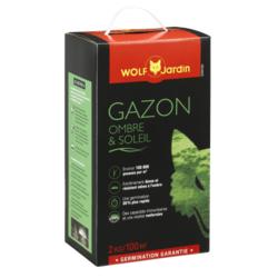 Gazon Ombre et Soleil