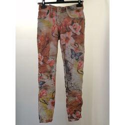 Jeans imprimés réversibles Zac & Zoé