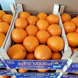 Oranges Navel de Sicile - Gros calibre - 10kg