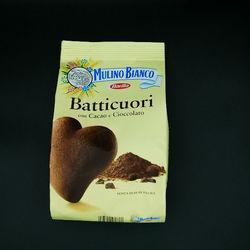 Biscuits Batticuori au cacao et chocolat - 350g