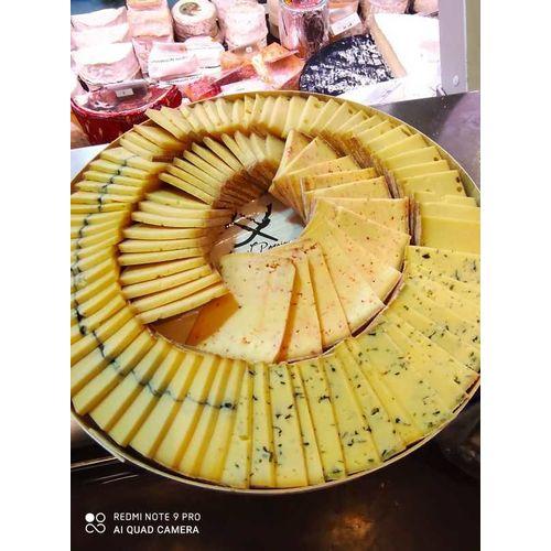 Plateau raclette (portion par personne)