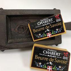 Beurre de fruitière - Savoie