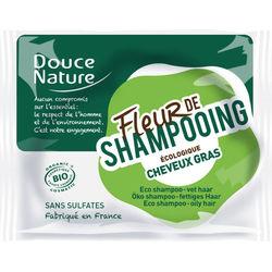 Fleur de shampoing - cheveux gras -Bio -80g