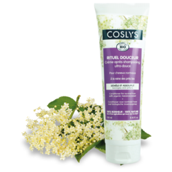 Après-shampoing crème - Utltra doux - Coslys - 250ml