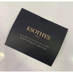 Carte Cadeau Soin corps Sothys
