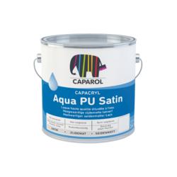CAPACRYL Aqua PU satin - laque satinée très résistante - Caparol
