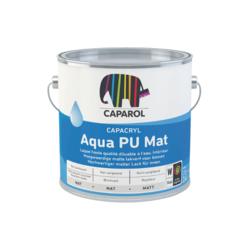 CAPACRYL Aqua PU mat - laque mate veloutée intérieure extérieure - Caparol
