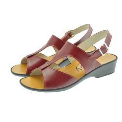 Solbride sandale en Cuir