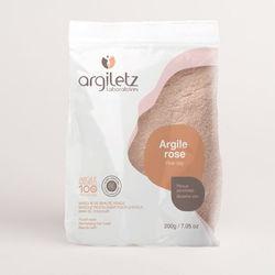 Argile Rose Ultra ventilée - Argiletz - 200g