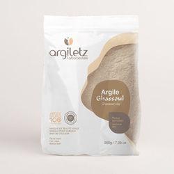 Argile Ghassoul Ultra ventilée - Argiletz - 200g