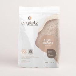 Argile Blanche Ultra ventilée - Argiletz - 200g