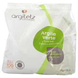 Argile Verte Surfine - Argiletz - 1kg