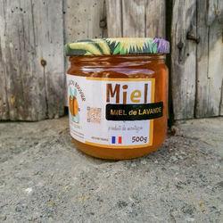 Miel de lavande - 500g