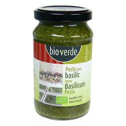 Pesto vert au basilic - BioVerde - 165g