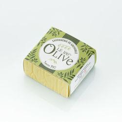 Savon solide Le 100% Olive - Savonnerie de Grenoble - 100g