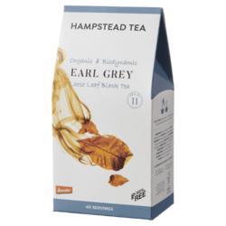 Thé Earl Grey en vrac - Hampstead tea - 100g