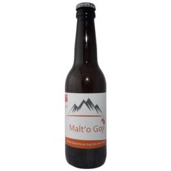 Bière blanche au Goji